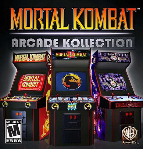Mortal Kombat Arcade Kollection (Steam)