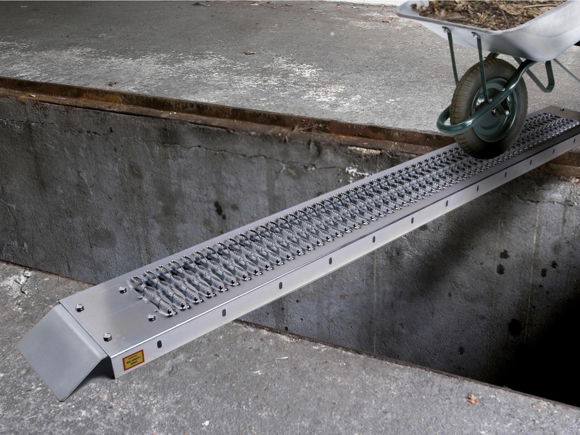 Rampe de chargement Toolland (182x23 cm)