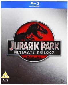 Blu-Ray - Trilogy Jurassic Park Ultimate Edition