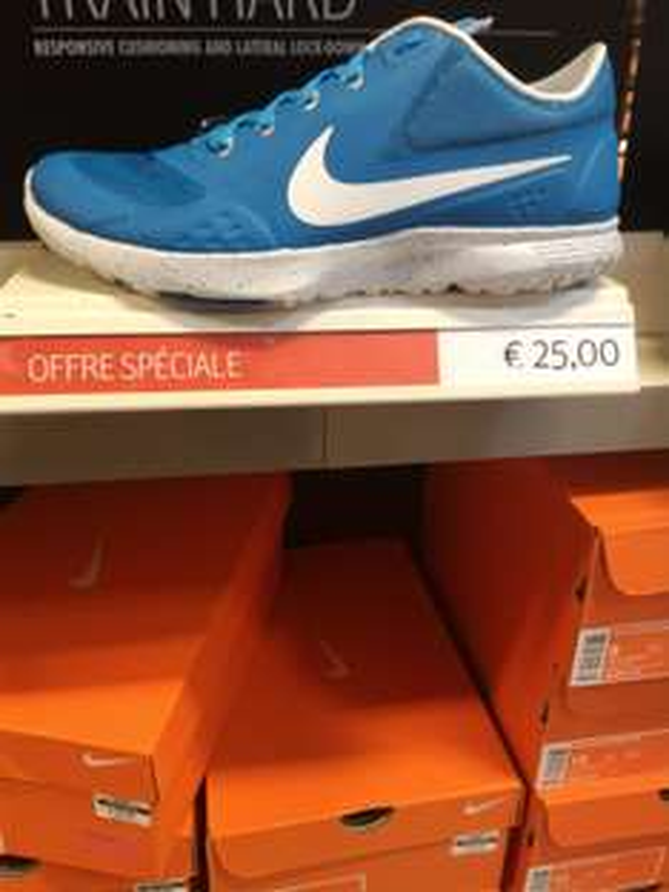 Chaussures d'entraînement Nike Zoom Speed TR2
