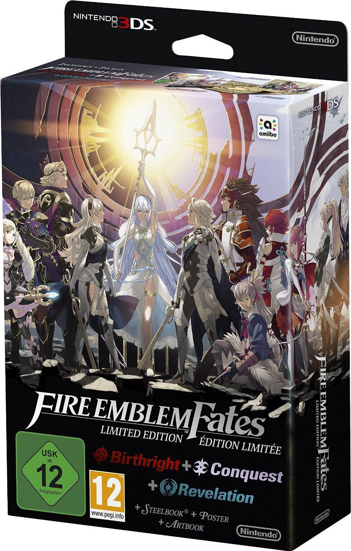 Fire Emblem Fates - Edition Collector sur 3DS