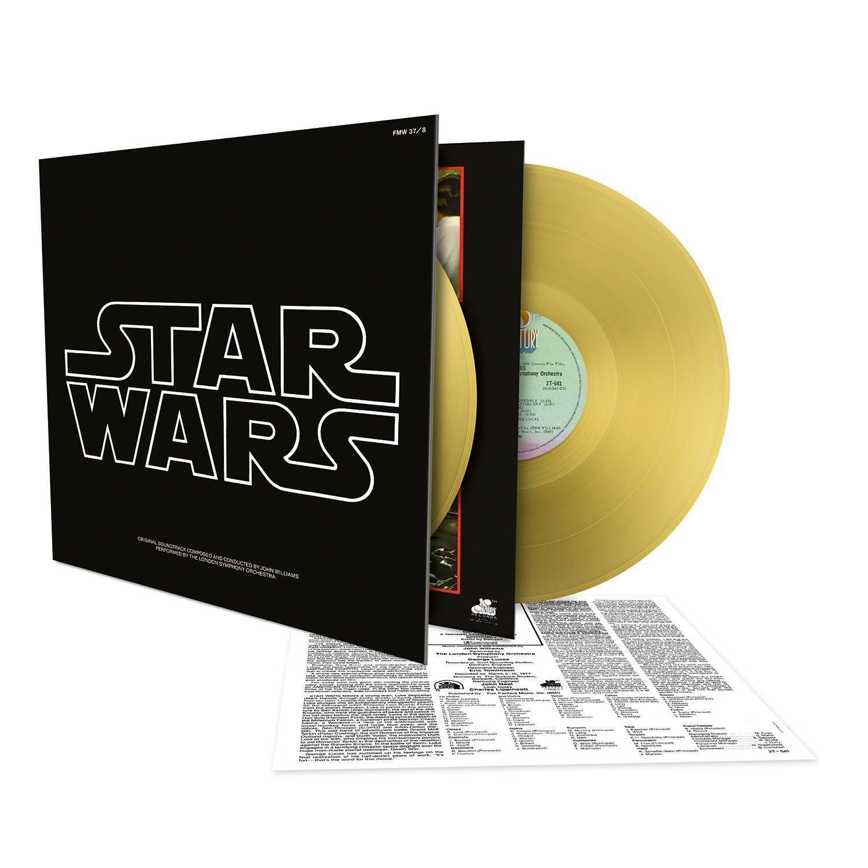 Vinyle Star Wars - Épisode IV - A New Hope