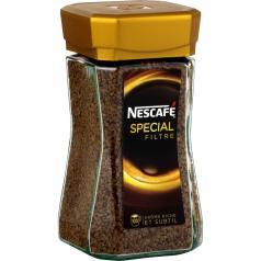 Café Soluble Spécial Filtre Nescafé - 200g (via BDR + 2€78 sur la carte)