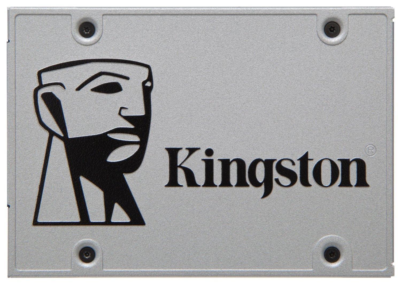 """SSD interne 2.5"""" Kingston SSDNow UV400 (mémoire TLC) - 120 Go à 37.90€ et 240 Go"""