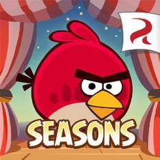 Angry Birds Seasons (Ad-Free) sur Android