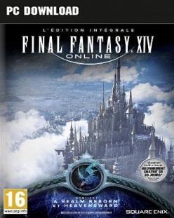 Final Fantasy XIV édition intégrale sur PC (Dématérialisé)