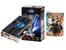 Carte graphique HIS iCooler Turbo Radeon HD7790 + 3 Jeux (99.90€ avec Buyster)