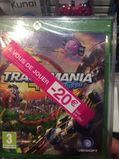 Trackmania Turbo sur Xbox One PS4 ou PC