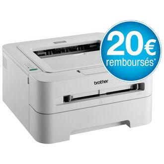Imprimante laser BROTHER HL-2130 monochrome (Code réduc + ODR)