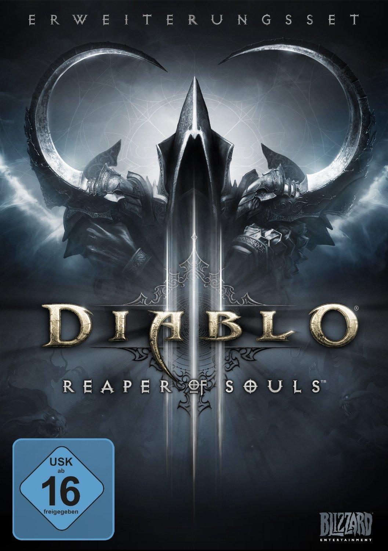 Sélection de Jeux Blizzard sur PC (Dématérialisés) en promotion - Ex : Diablo 3 Reapers of Souls
