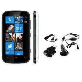 Nokia Lumia 510 blanc + 2 chargeurs Energizer avec ODR (30€)