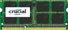 Barrette de RAM Crucial SO-DIMM DDR3 PC3-12800 CL11 - 8 Go
