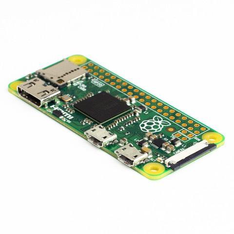 Raspberry Pi Zero (5,08€ de port)