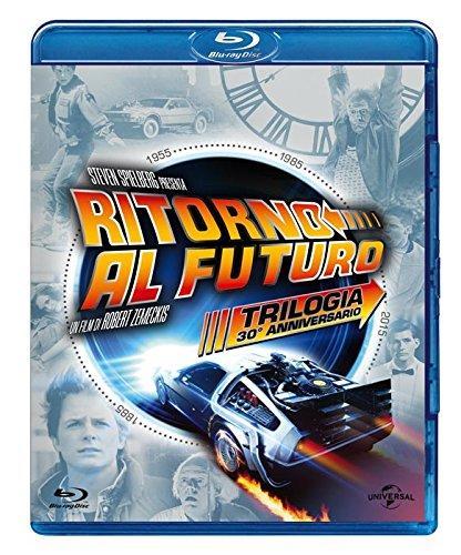 Sélection de coffrets DVD / Blu-ray en promotion - Ex: Coffret Blu-ray Trilogie Retour vers le Futur (Edition 30éme anniversaire)