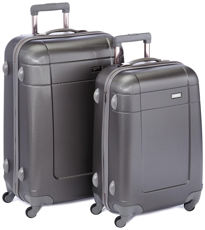 Set de 2 valises à roulettes Paklite 70330-20