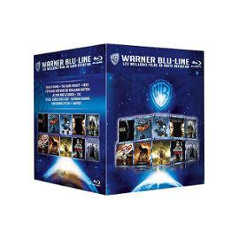 Coffret Blu-ray 10 films Warner Blu-line