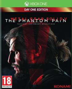 Metal Gear Solid V (édition Day One) sur Xbox One