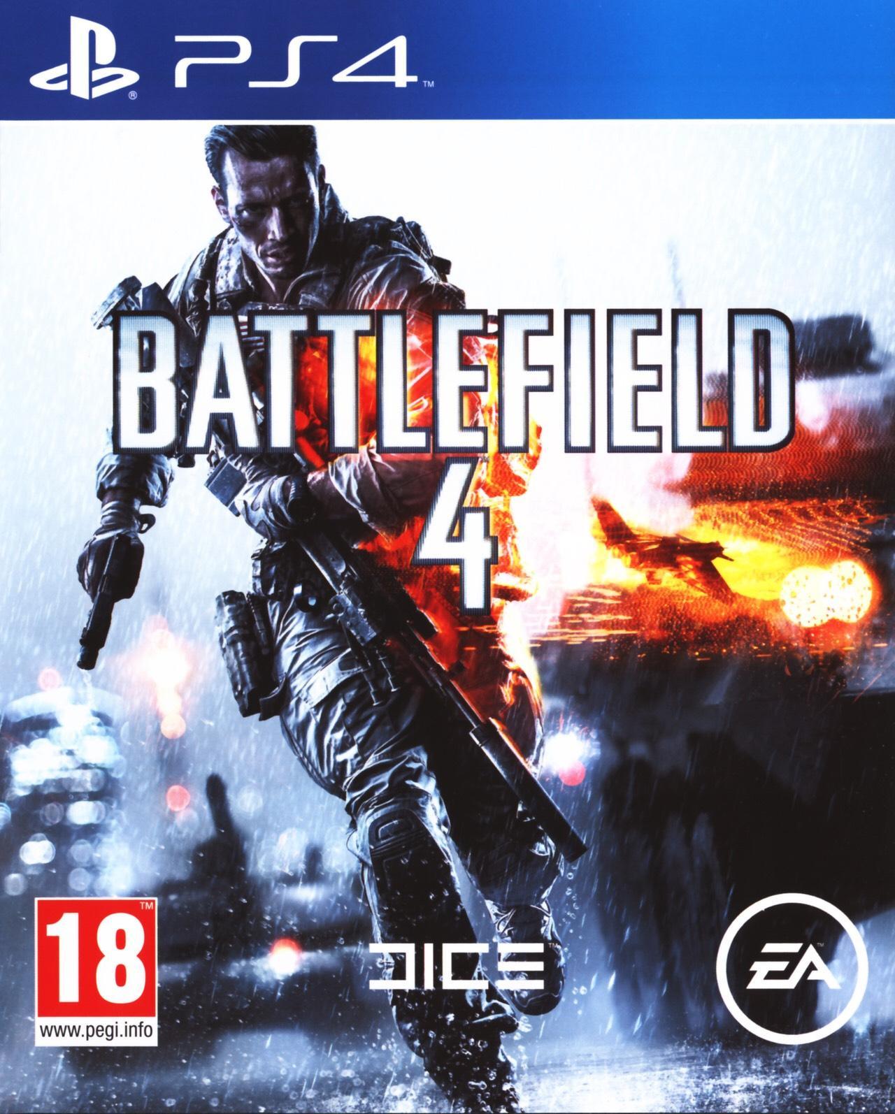 Jusqu'à 60% de réduction sur les jeux et DLC EA - Ex: Battlefield 4