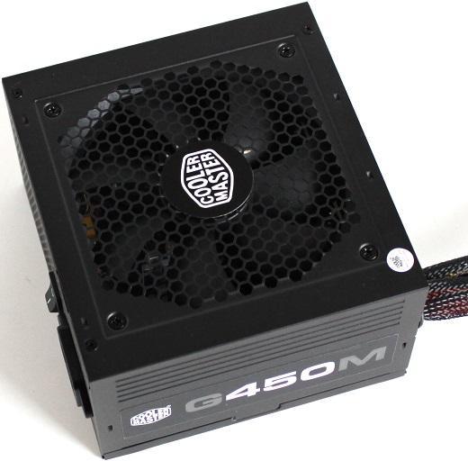 Alimentation PC Cooler Master G450M Bronze Modulaire - 450W