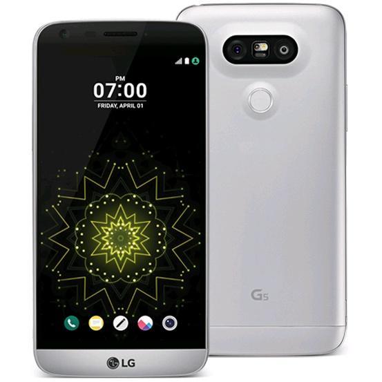 "Smartphone 5.3"" LG G5 32 Go - Silver"