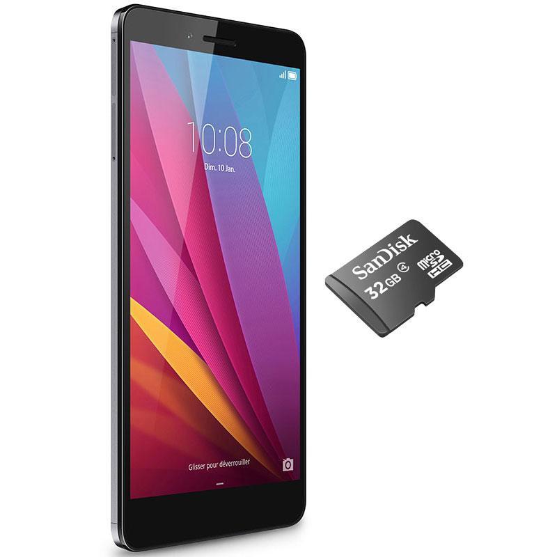 "Smartphone 5.5"" Honor 5X - 16 Go, différents coloris (via ODR de 30€) + carte microSD SanDisk 32 Go"