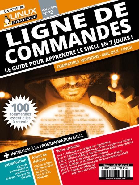 Pack de 3 guides Ligne de Commandes (L'Intégrale)