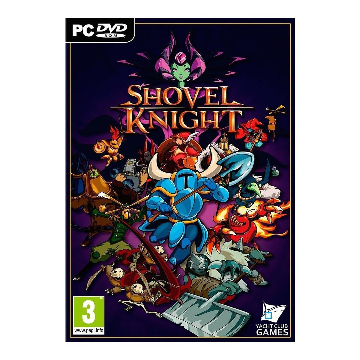 Shovel Knight sur PC