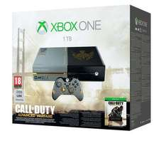 Console Xbox One Collector 1 To + Call Of Duty Advanced Warfare