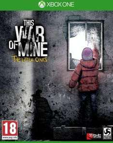 This War Of Mine - The little ones sur Xbox One