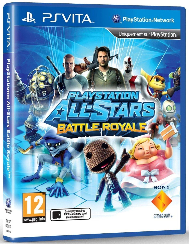 Playstation All Stars Battle Royale sur PS Vita