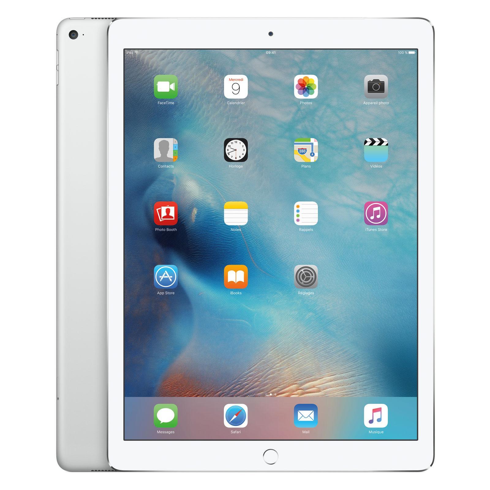 "Tablette 12.9"" Apple iPad Pro WiFi + Cellular 128 Go - Silver"