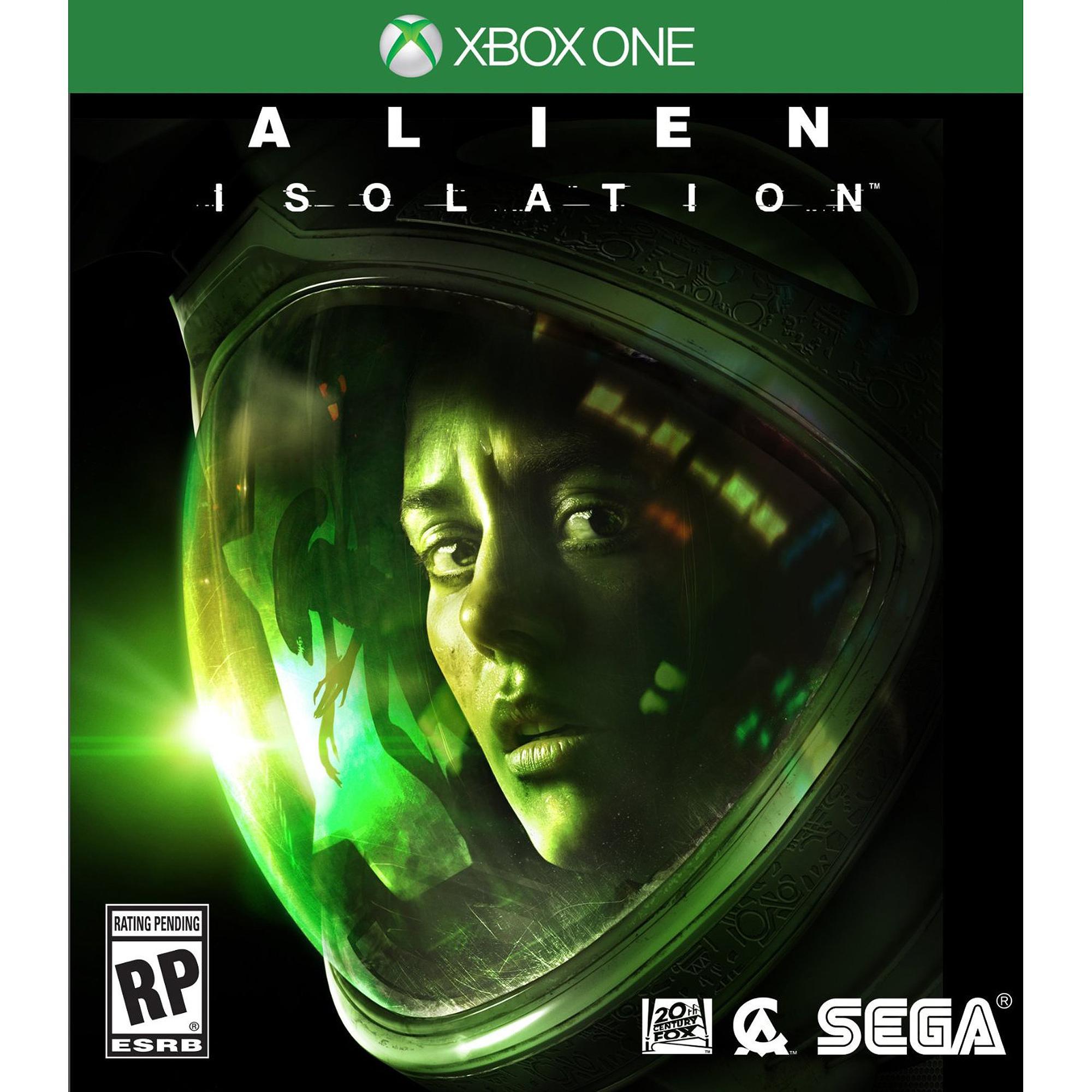 Sélection de jeux vidéos en promotion - Ex : Alien Isolation sur XBOX One