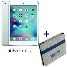 "Tablette 7.9"" Apple iPad Mini 2 Wi-Fi 16Go Argent + Etui Port Designs offert"