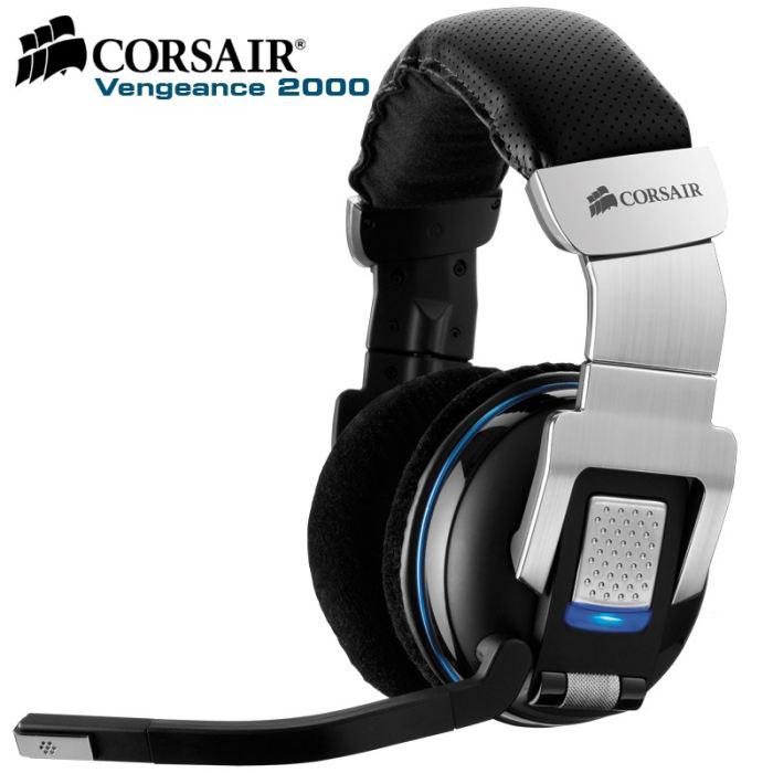 Corsair Vengeance 2000 Wireless 7.1 Gaming