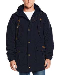 Parkahomme Volcom Starget Navy (Taille M)