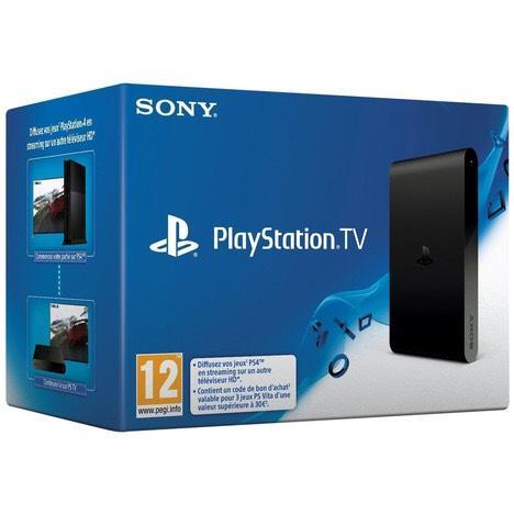 Boitier multimédia PlayStation TV
