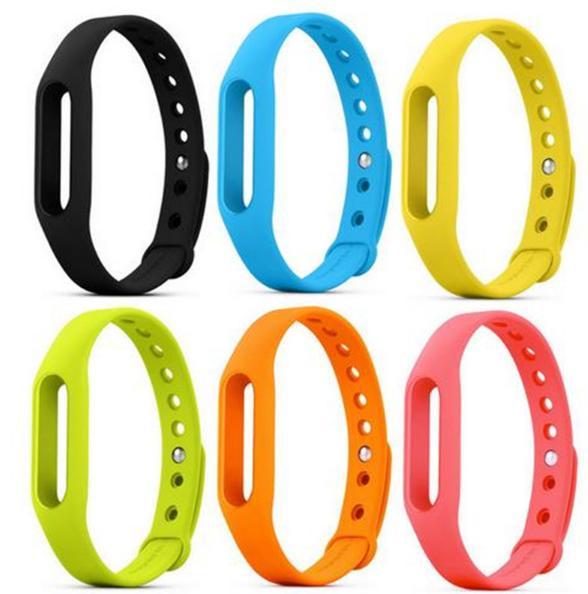 Bracelet pour Xiaomi MiBand 2 - 4 couleurs disponibles