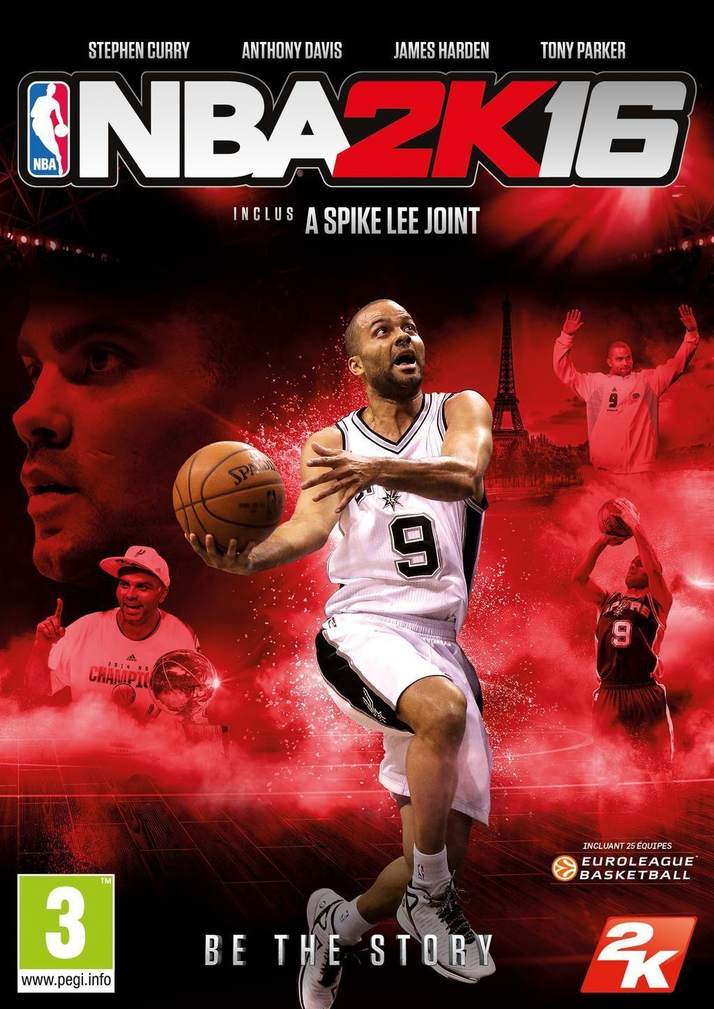 Sélection de jeux vidéo sur PC (dématérialisés) en promotion - Ex : NBA 2K16