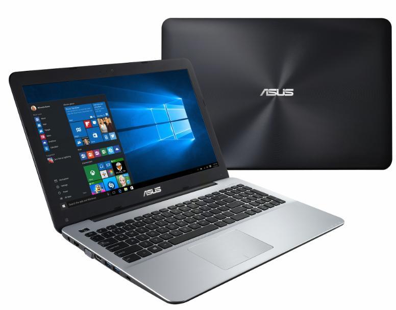"""PC Portable 15.6"""" Asus R556LA-DM2985T - Full HD Mat, i3-5005U, RAM 4 Go, HDD 500 Go + SDD 128 Go"""