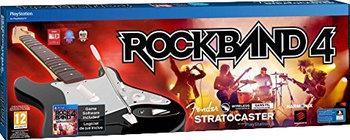 Rock Band 4: Guitar Controller Bundle sur PS4