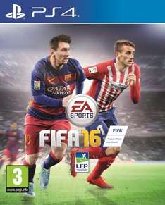FIFA 16 sur PS4 / Xbox One