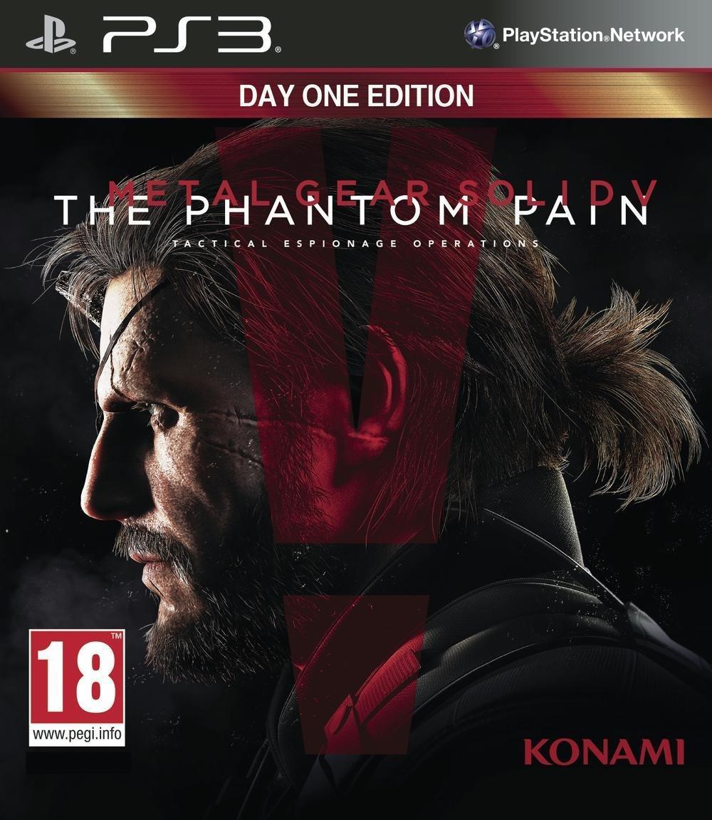 Metal Gear Solid V : The Phantom Pain sur PS3 et Xbox 360