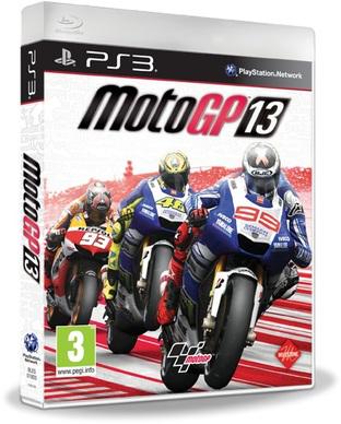 MotoGP 13 sur PS Vita à 28.70€ et sur PS3 et XBOX 360