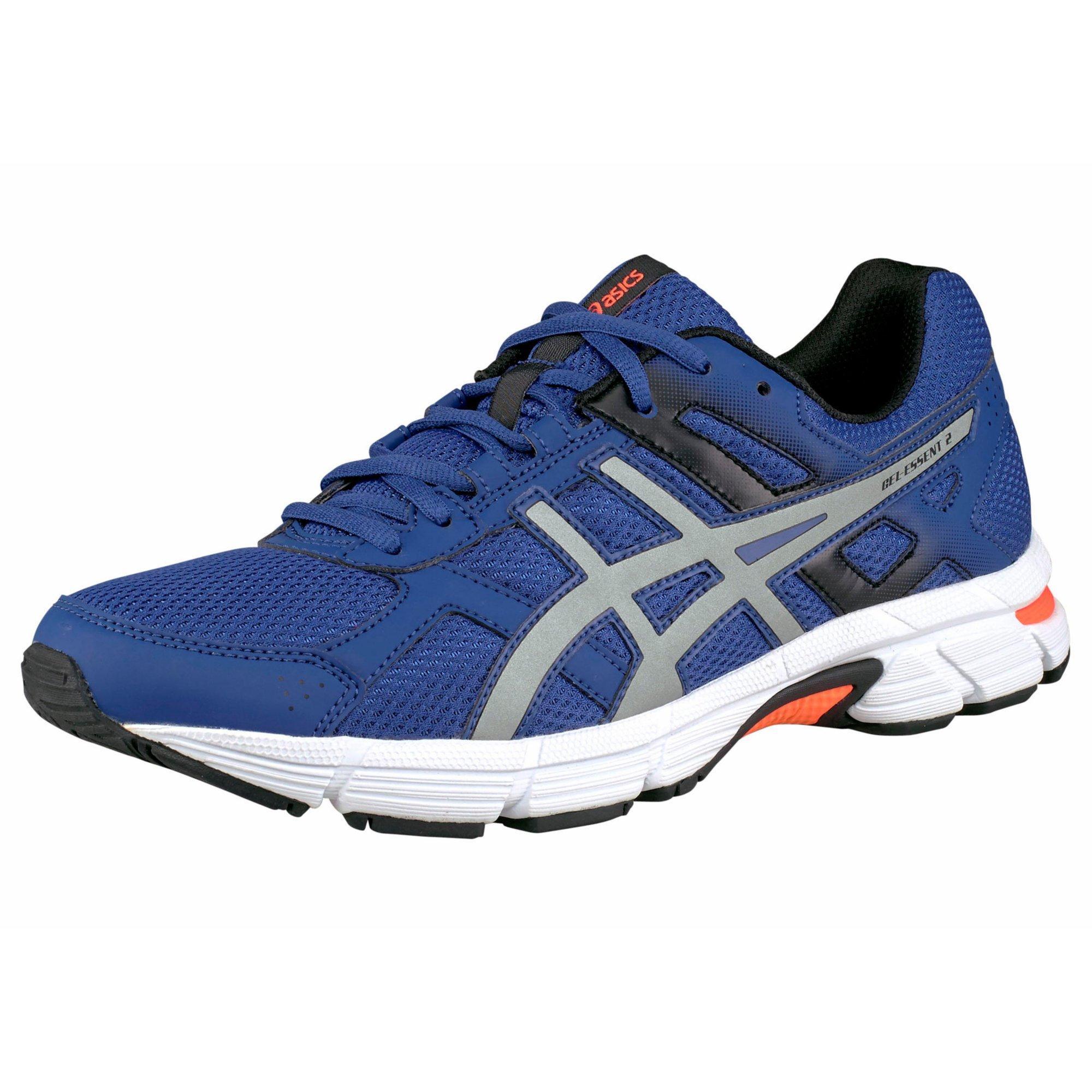 Sélection de chaussures en soldes - Ex : Asics Gel-Essent 2 - bleu ou noir (du 41 au 49)