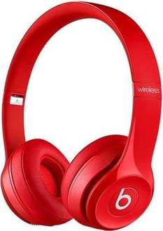 Casque audio Beats By Dre Solo2 Wireless - rouge