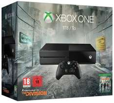 Pack Console Microsoft Xbox One 1 To + The Division