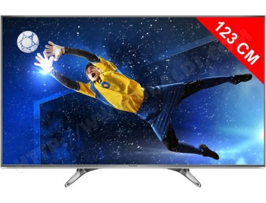 """TV 49"""" Panasonic TX49DX650E - LED, 4K UHD, 123cm (via ODR de 50€)"""