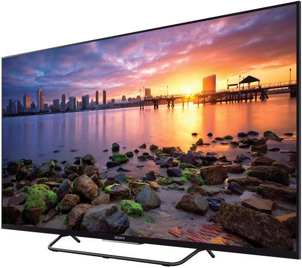 TV Edge LED 50'' Sony KDL-50W755C - FHD, Smart TV, 100Hz, 2x10W Bass-reflex