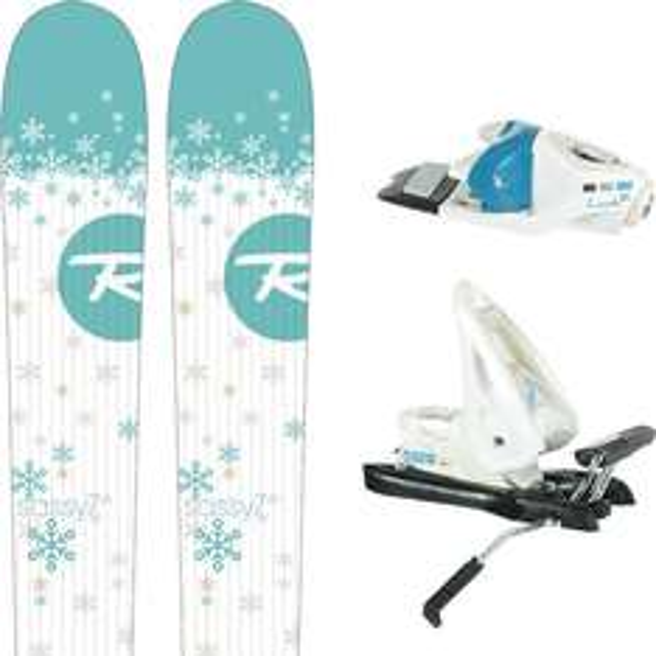 Sélection de produits de Ski en promotions. Ex :  Rossignol Sassy 7 W 2016 + Look Nova  9 Exclusive Whi/Blu B100 2012
