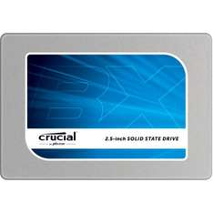 """SSD interne 2.5"""" Crucial BX100 (Mémoire MLC) - 500 Go"""